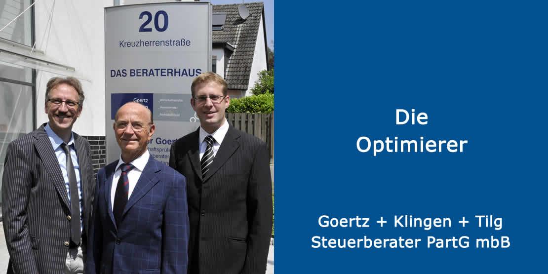 Goertz + Klingen + Tilg Steuerberater PartG mbB